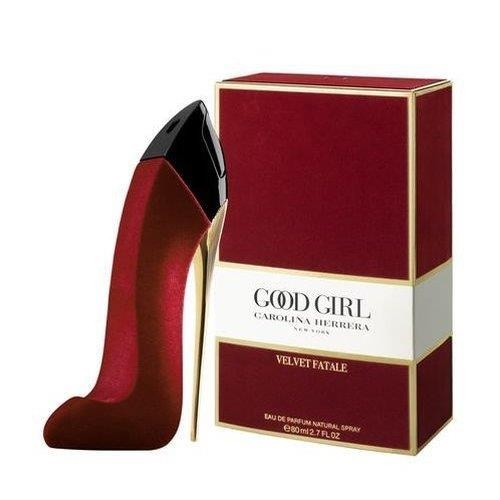 Good Girl Velvet Fatale Carolina Herrera Parfum Un Nou Parfum De