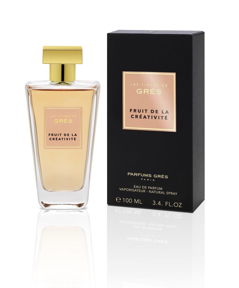 Fruit De La Créativité Gres Perfume A New Fragrance For Women And