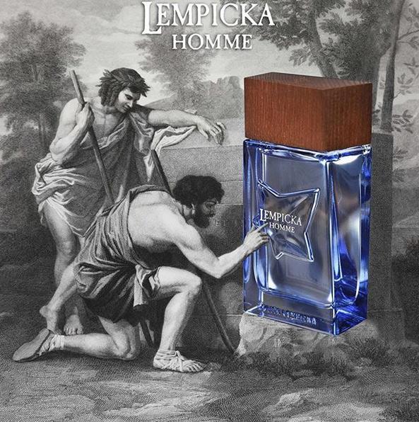 lempicka homme lolita lempicka cologne un nouveau parfum. Black Bedroom Furniture Sets. Home Design Ideas