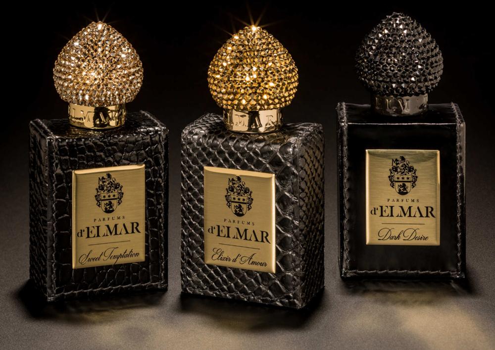 Elixir Damour Parfums Delmar аромат новый аромат для мужчин и
