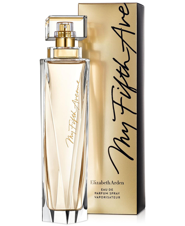 My Fifth Avenue Elizabeth Arden Perfume A New Fragrance For Women 2018