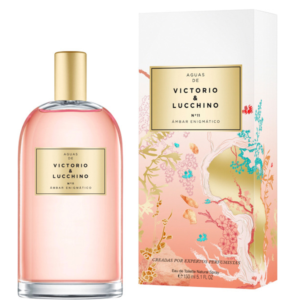 No 11 Ambar Enigmatic Enigmatic Amber Victorio Amp Amp Lucchino Perfume A Fragrance For Women 2018