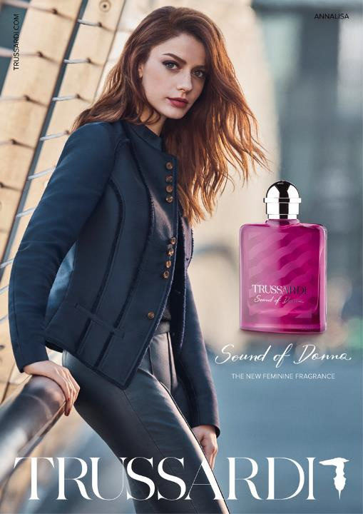Sound of Donna Trussardi perfume - a fragrance for women 2018