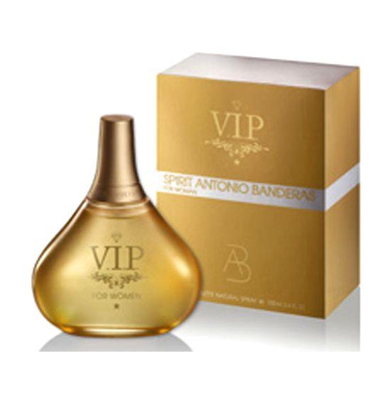 Spirit Vip For Women Antonio Banderas аромат аромат для женщин 2008