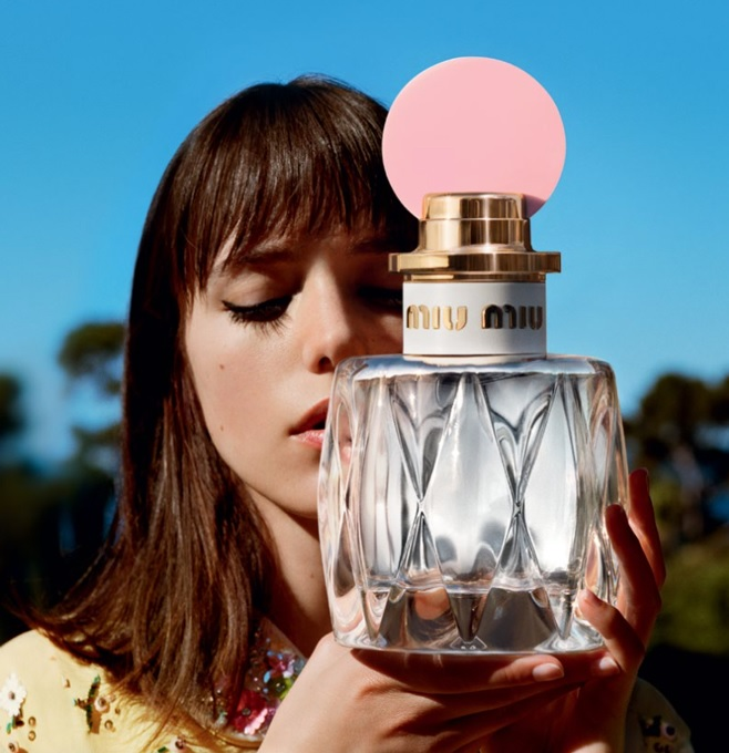 Miu Miu Fleur D Argent Miu Miu perfume - a new fragrance for women 2018 4e3bf95281