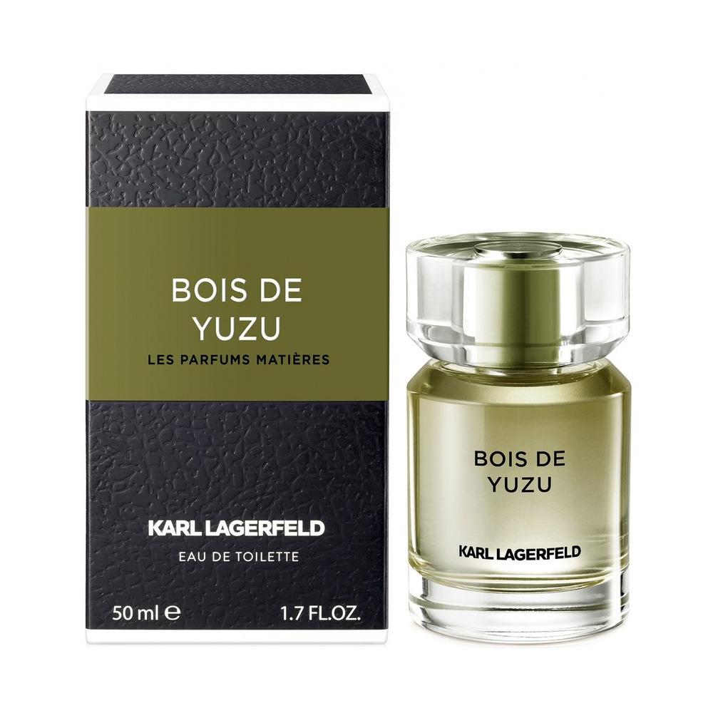 b23296e2bdce Bois de Yuzu Karl Lagerfeld Cologne - un nouveau parfum pour homme 2018