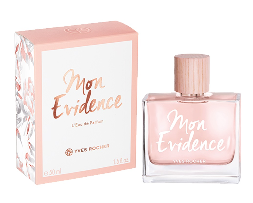 Mon Evidence Yves Rocher Perfume A New Fragrance For Women 2018