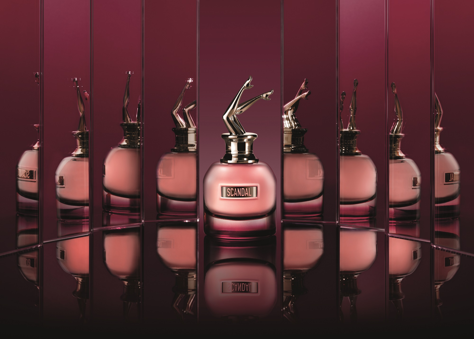 Scandal By Night Jean Paul Gaultier perfume - a new ...