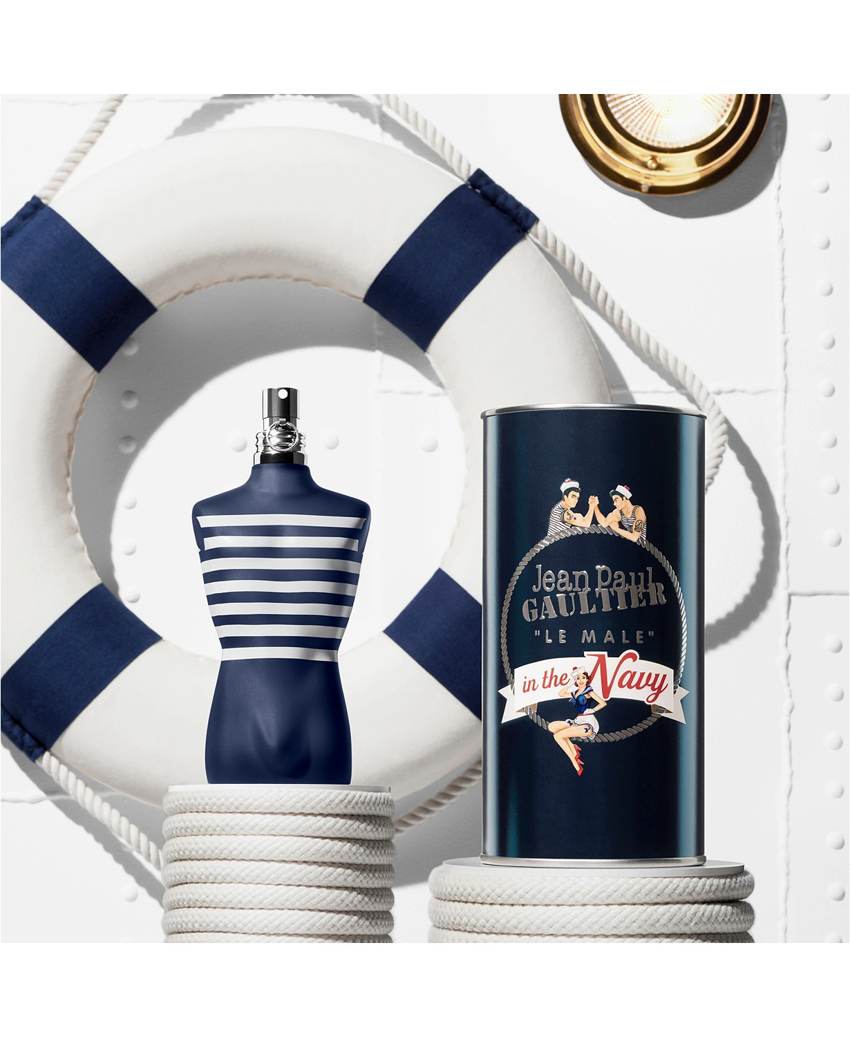 Le Paul Jean Male In The Gaultier Navy For Men tsQrdh