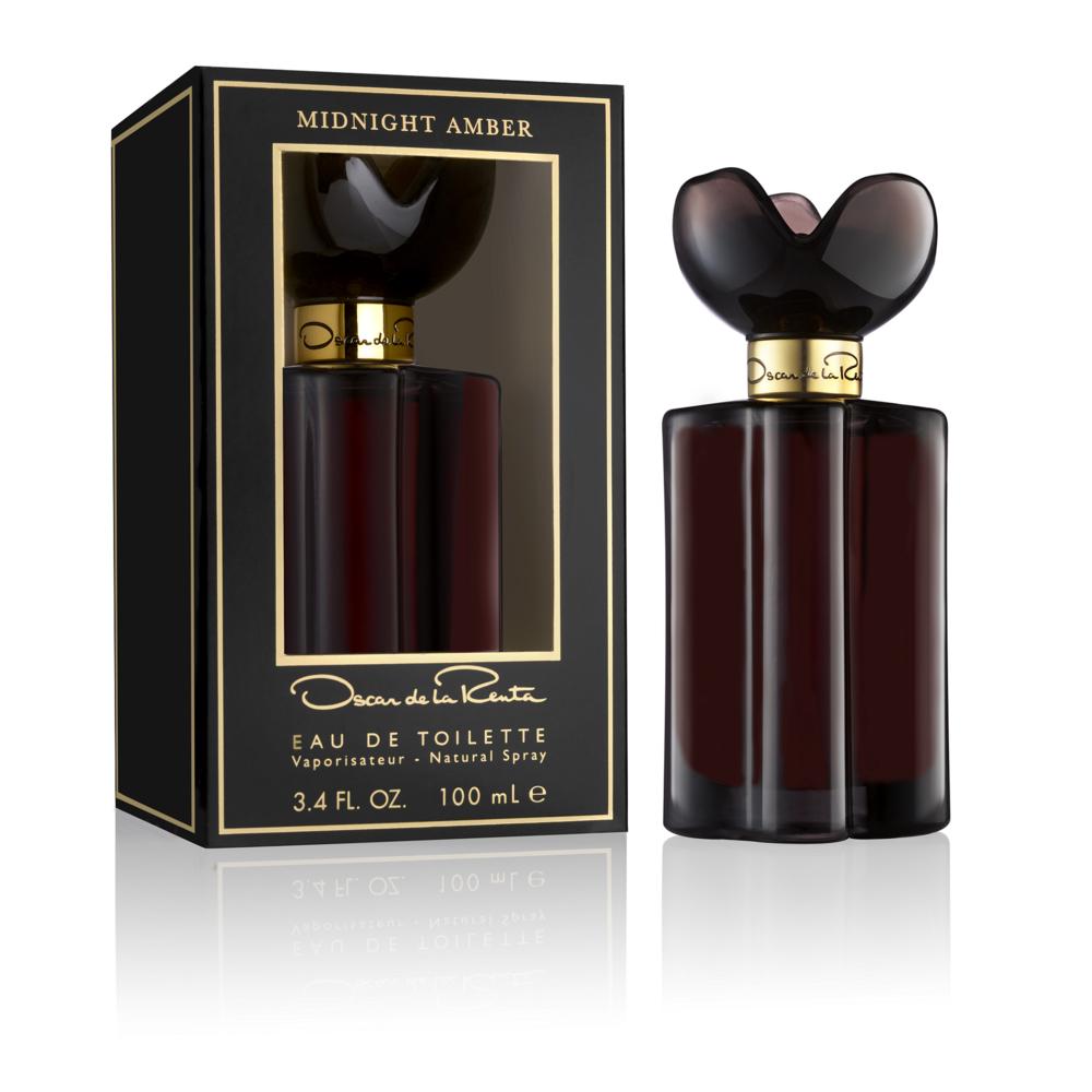 7f4a010e788295 Midnight Amber Oscar de la Renta parfum - un parfum pour femme 2016