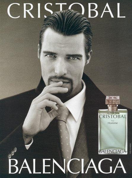 Balenciaga Parfum 2000 Un Homme Cologne Cristobal Pour 43RL5Aqj