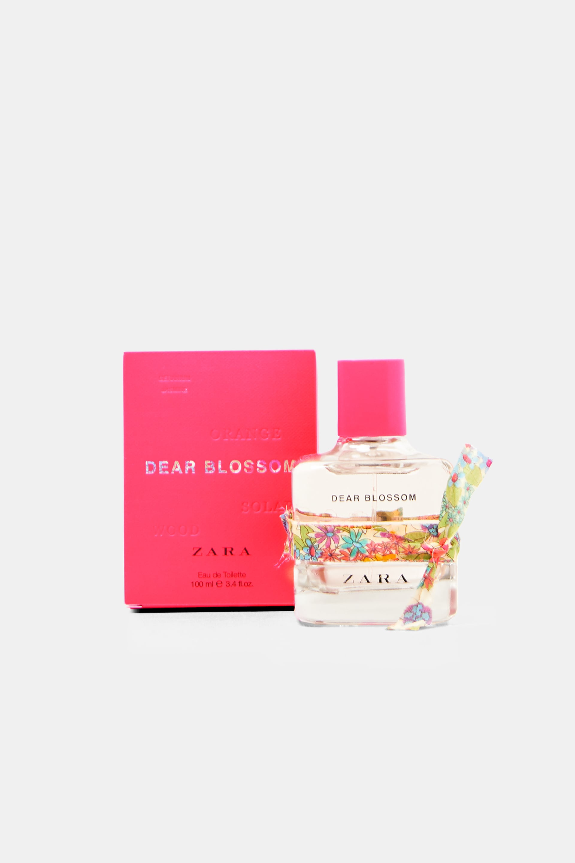 Dear Blossom Zara Perfume A New Fragrance For Women 2018