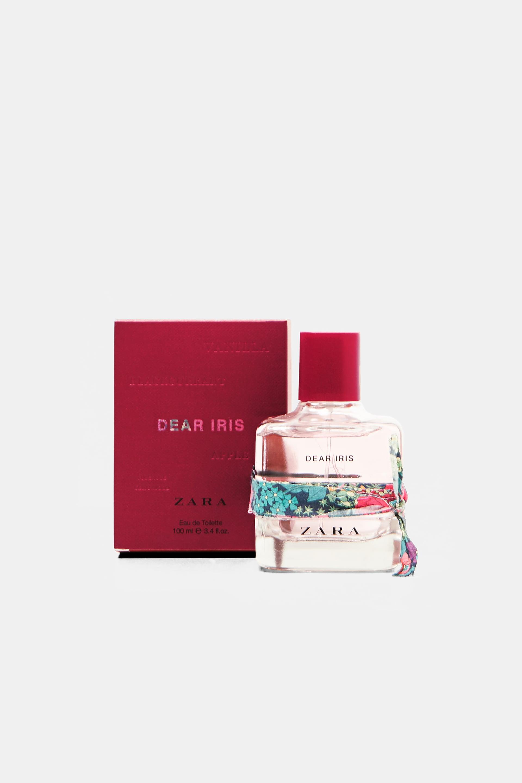 Zara Dear Femme 2018 Pour Parfum Iris Nouveau Un JuKTF3l1c