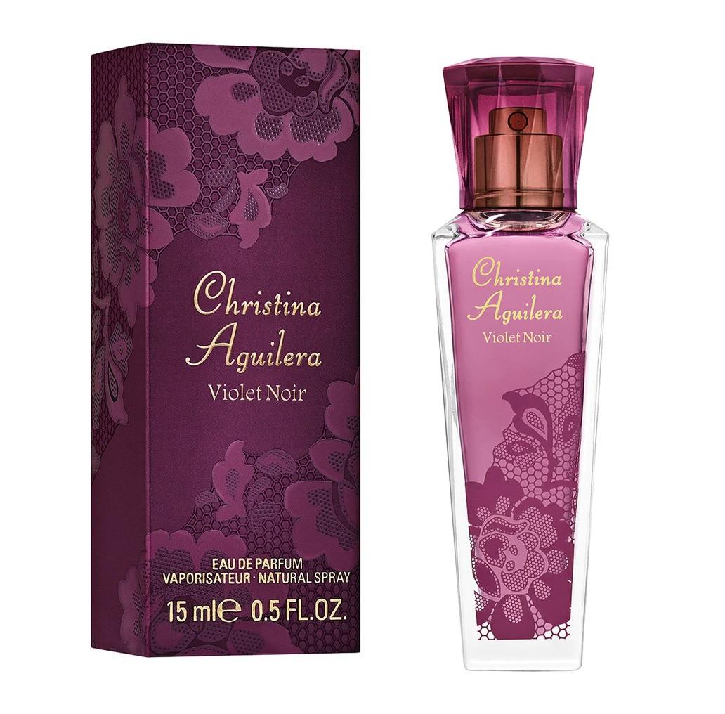 Violet Noir Christina Aguilera Perfume A New Fragrance For Women 2018