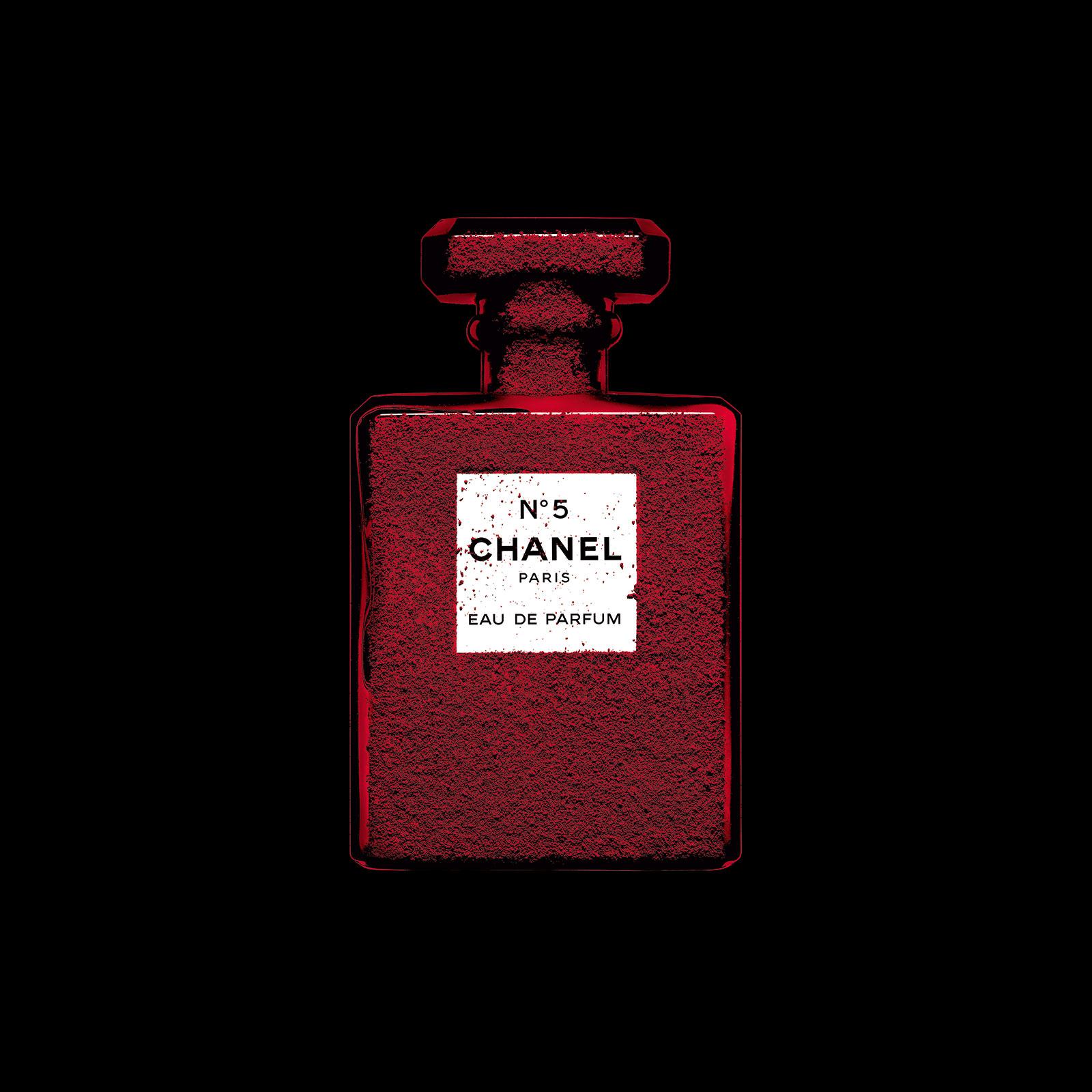 487f5c02830 Chanel No 5 Eau de Parfum Red Edition Chanel for women Pictures ...