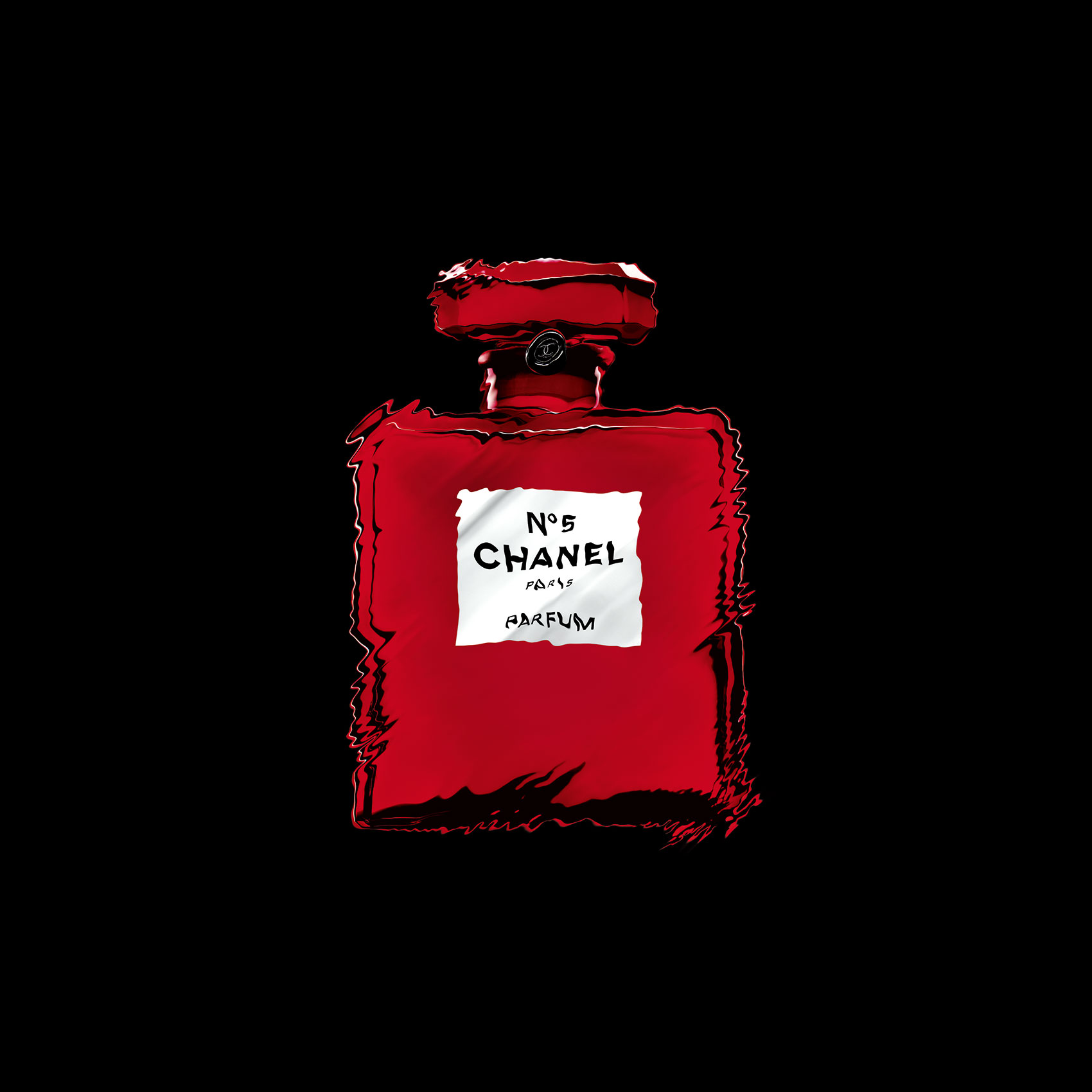 chanel 5号香水_Chanel No 5 Parfum Red Edition Chanel 香水 - 一款 2018年 新的 女用 香水