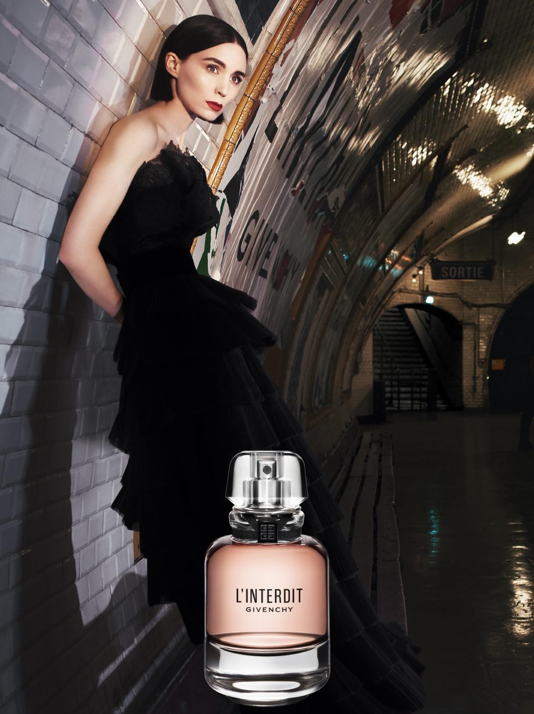 L'Interdit Eau de Parfum Givenchy parfum een nieuwe geur