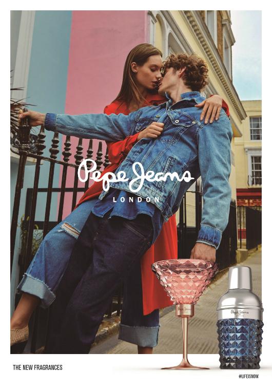 Pepe Jeans for Her Pepe Jeans London parfum een nieuwe