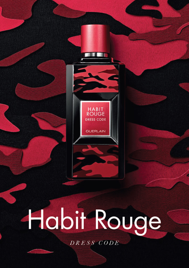 Rouge Dress Guerlain 2018 Pour Homme Habit Code 5q4j3RLA