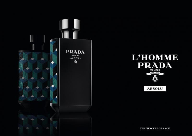 07e0f8dac3 Prada L'Homme Absolu Prada cologne - a new fragrance for men 2018