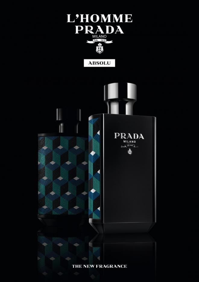 d783ea5233 ... Prada L'Homme Absolu Prada for men Pictures. The fragrances ...