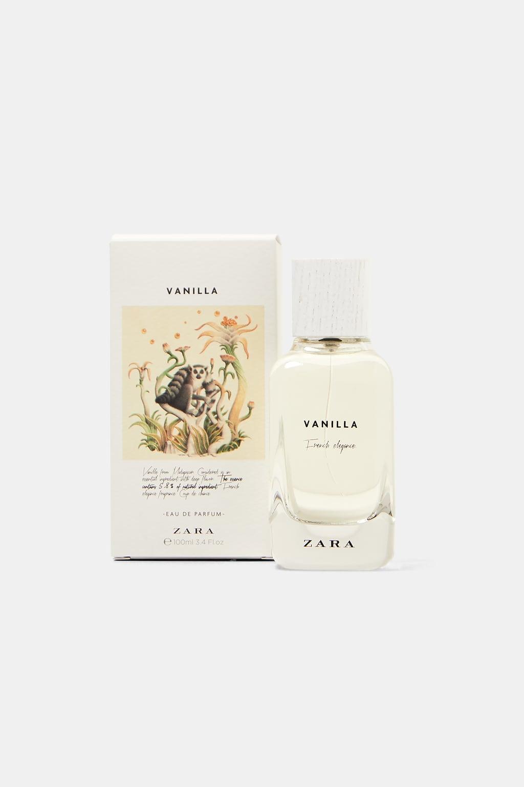Homme French Elegance Zara Pour Vanilla Un Nouveau Parfum 2WHE9eDIY