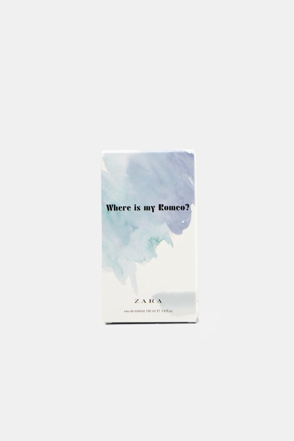 Nouveau Femme My Un 2018 Pour Where Zara Parfum Romeo Is yYbfg76