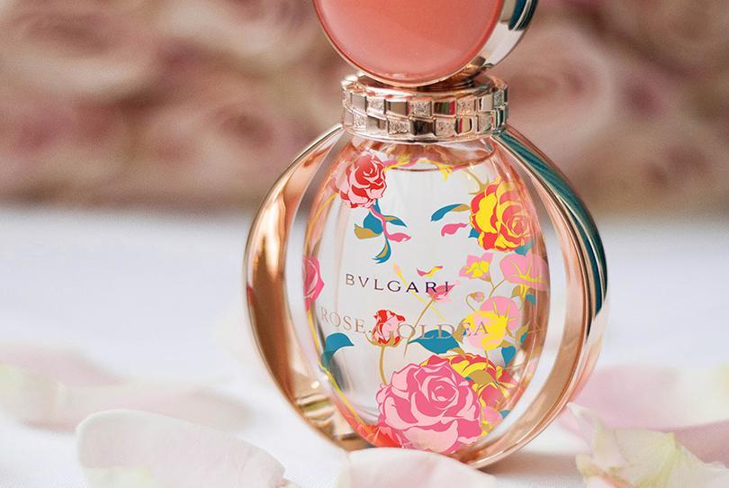 6353ca54587 Rose Goldea Jacky Tsai Edition Bvlgari perfume - a novo fragrância ...