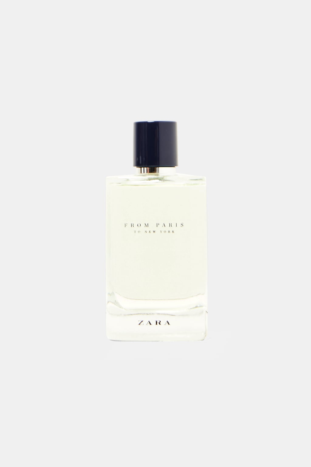 From Paris To New York Zara Cologne A New Fragrance For Men 2018