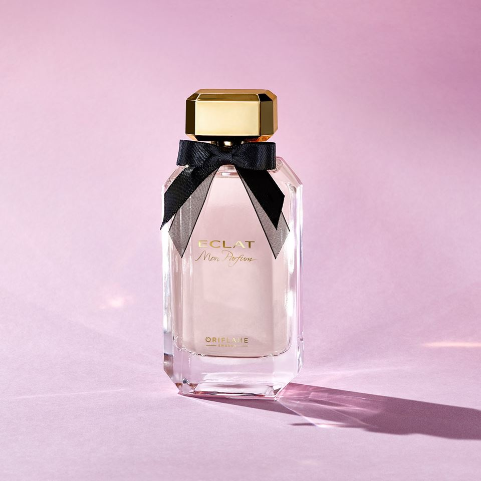 Eclat Mon Parfum Oriflame perfume - a new fragrance for ...