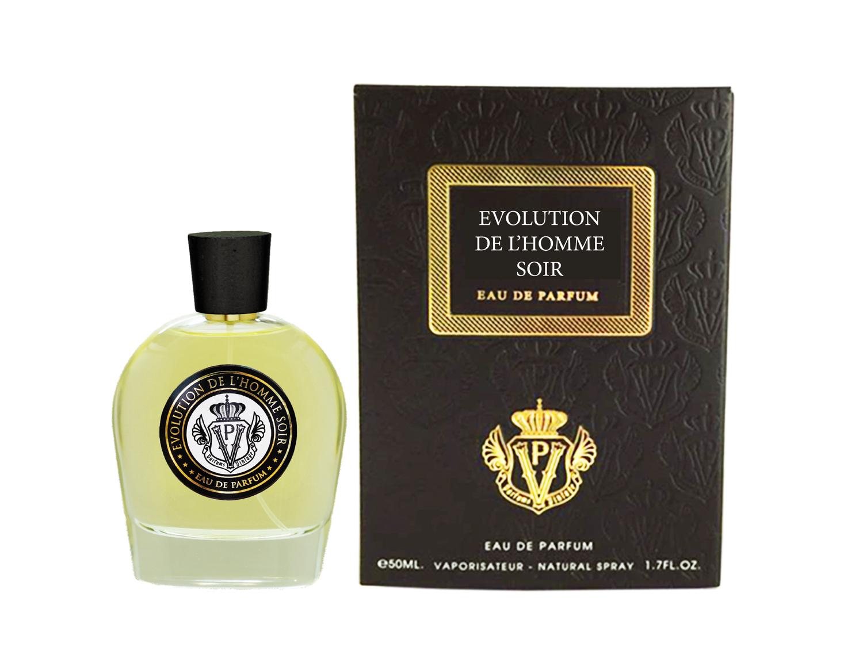 Evolution De Lhomme Soir Parfums Vintage For Men