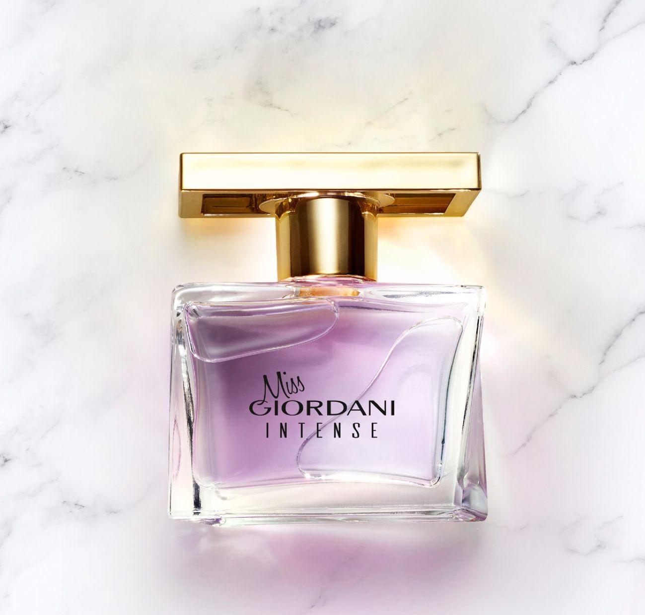 Miss Giordani Intense Oriflame аромат новый аромат для женщин 2018