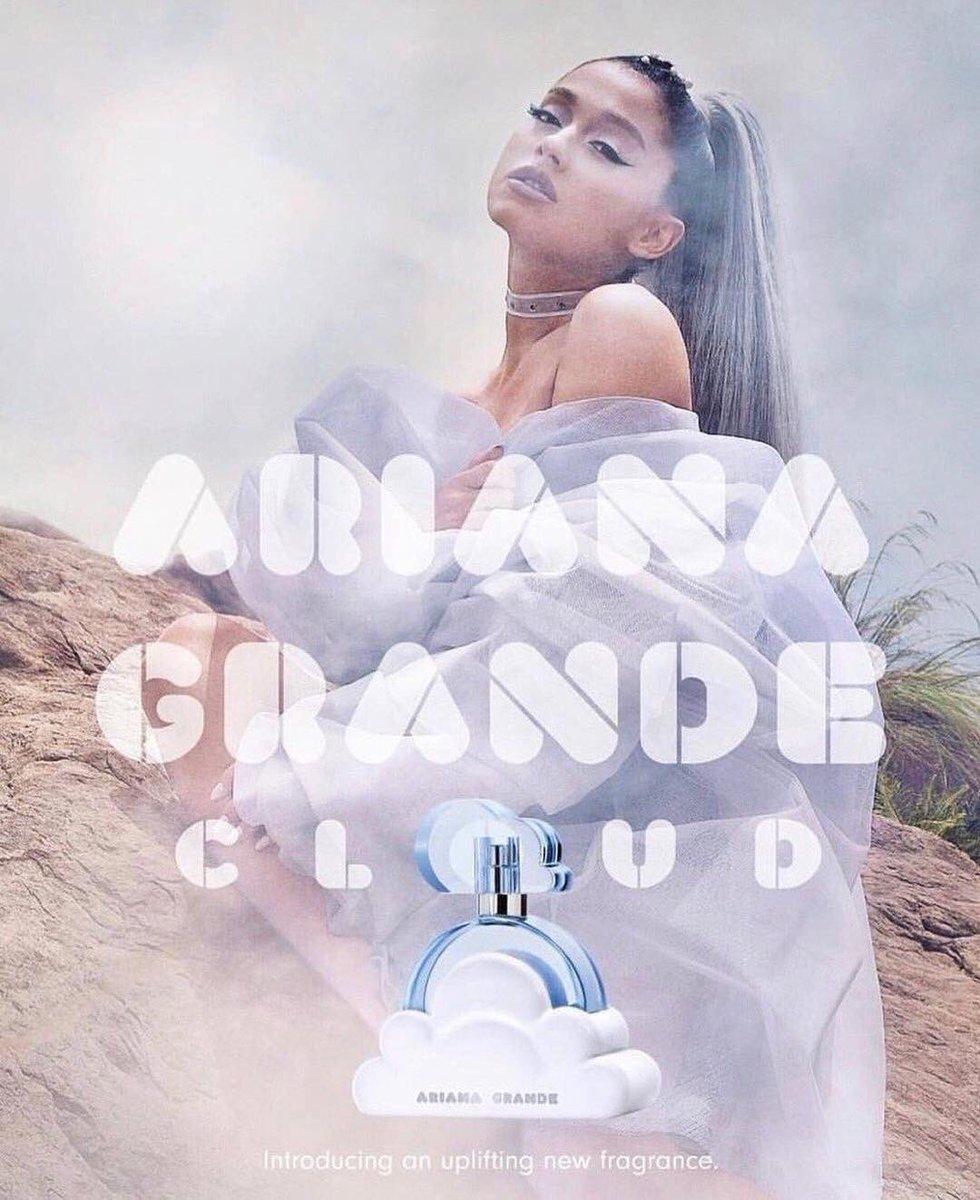 Cloud Ariana Grande Parfum Een Nieuwe Geur Voor Dames 2018