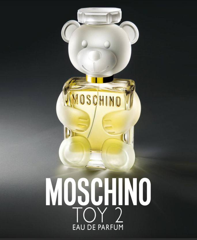 Toy 2 Moschino voor dames
