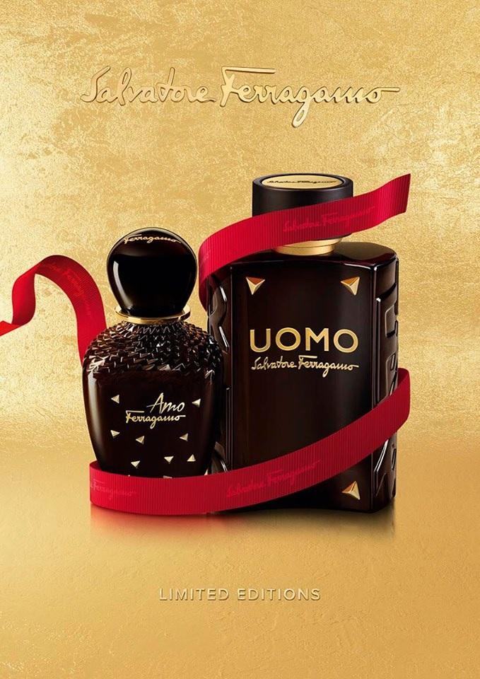 Amo Ferragamo Limited Edition Salvatore Ferragamo perfume - a new ...