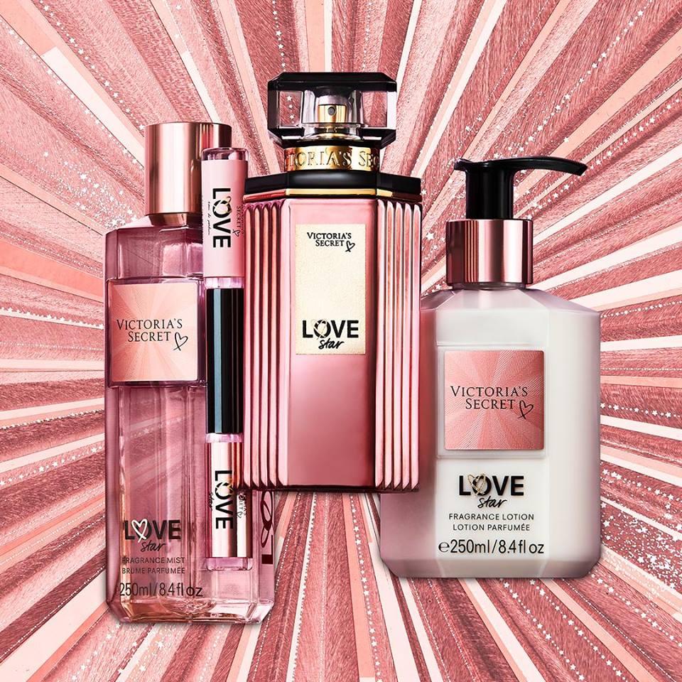 eb7ce1143e173 Love Star Victoria's Secret for women