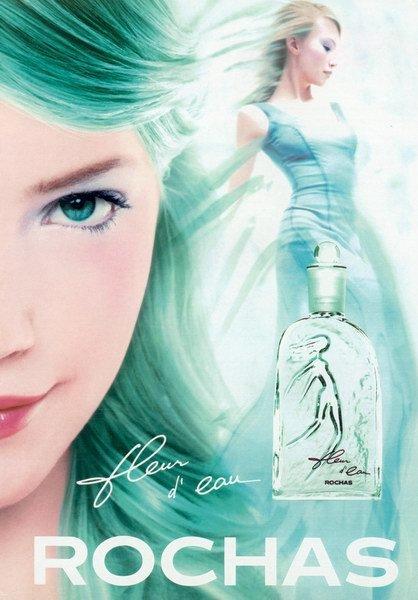 Fleur D Eau Rochas Perfume A Fragrance For Women 1996