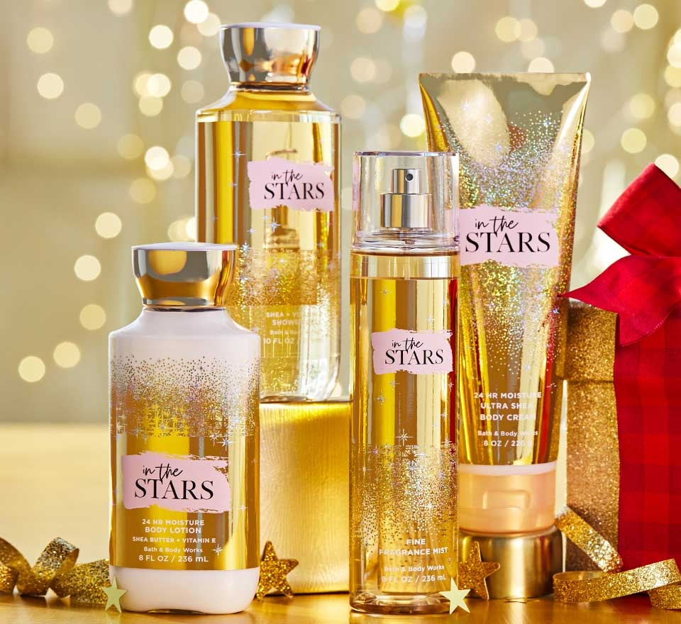 In The Stars Bath And Body Works Perfumy To Nowe Perfumy