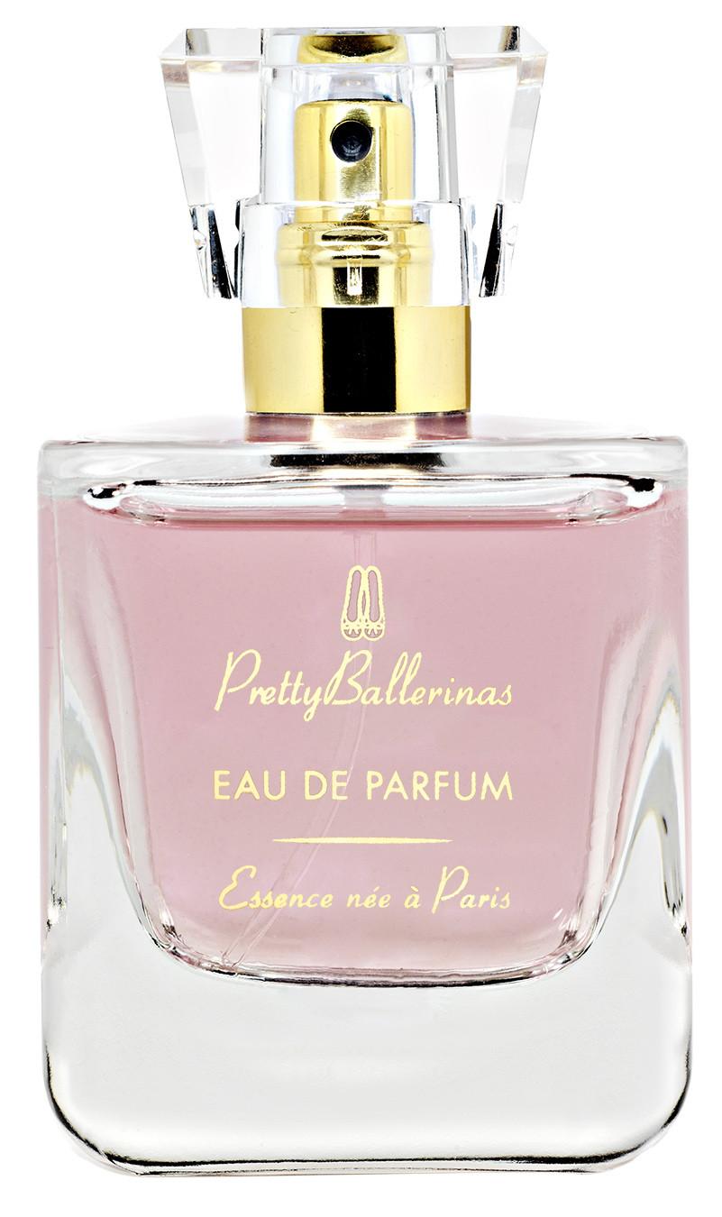 Rose Vanilla Perfume: Pretty Ballerinas Essence Née à Paris Pretty Ballerinas
