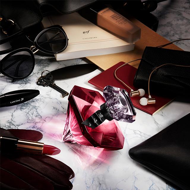 399c337f7 La Nuit Trésor à la Folie Lancome perfume - a novo fragrância ...