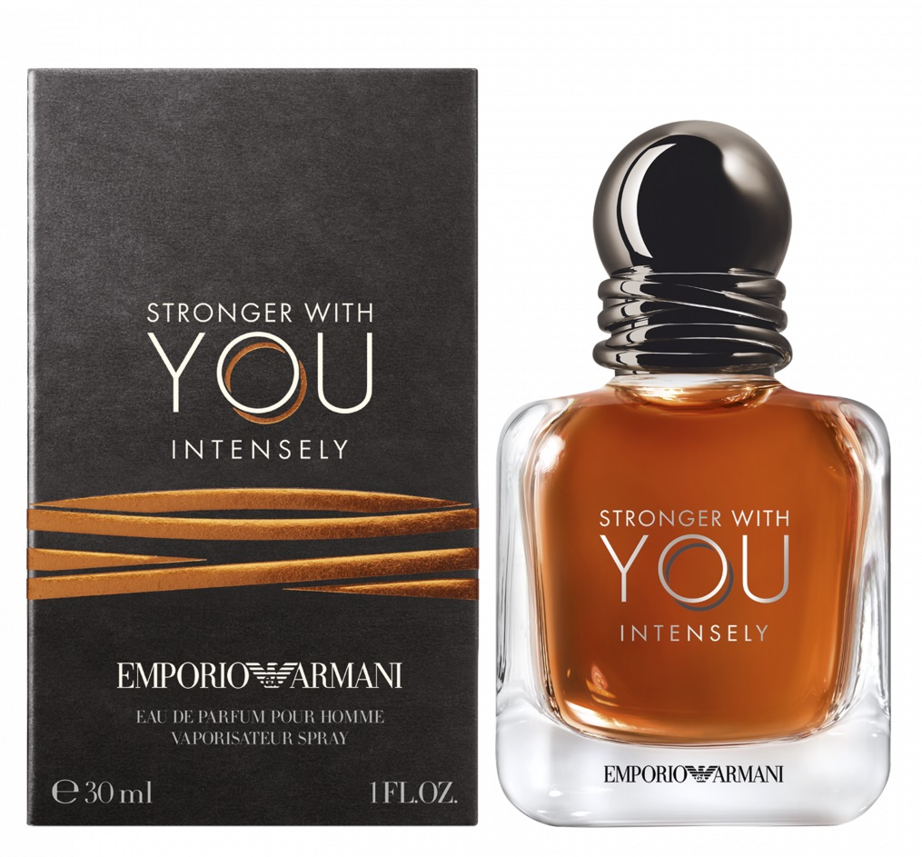 fcd0a48a50c0a Emporio Armani Stronger With You Intensely Giorgio Armani for men Pictures  ...