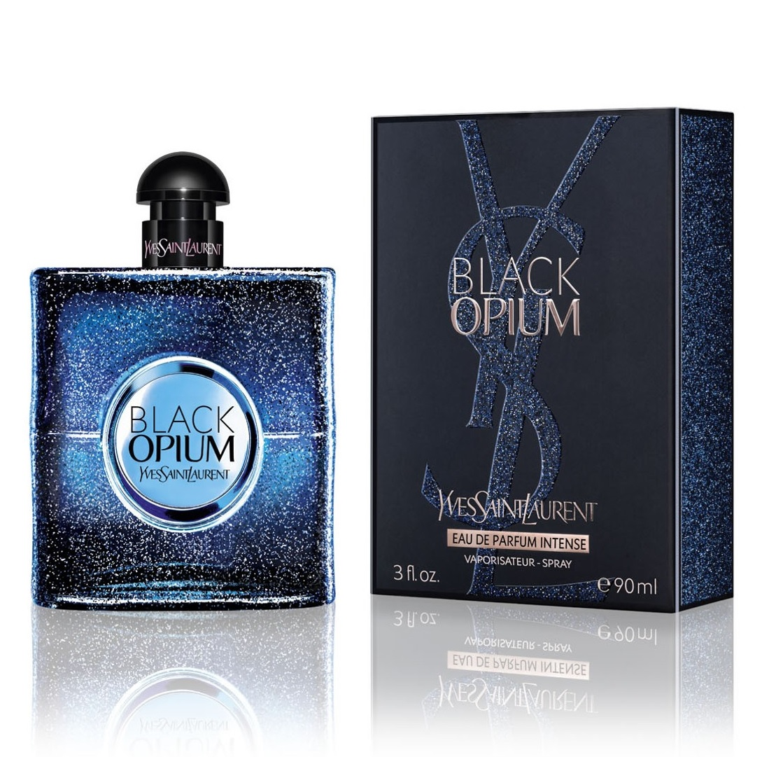 Black Opium Intense Yves Saint Laurent voor dames