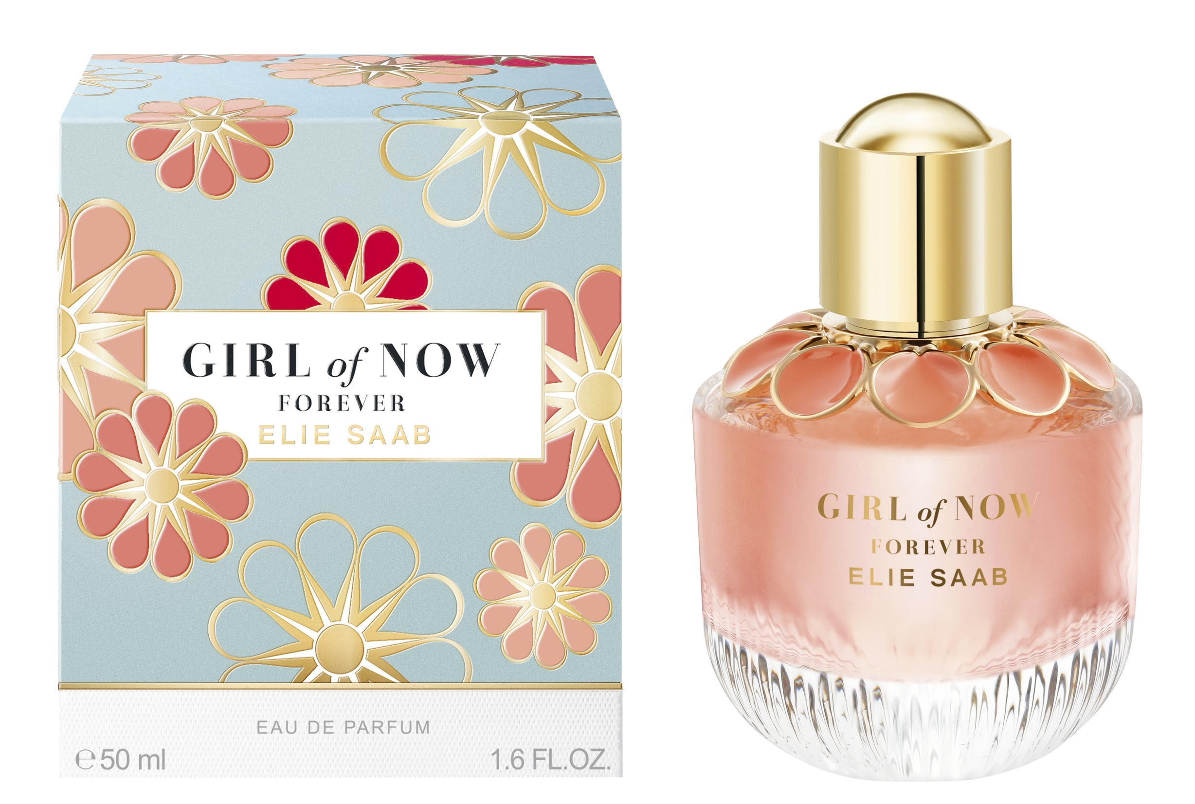 Girl Of Now Forever Elie Saab Perfume A New Fragrance For Women 2019