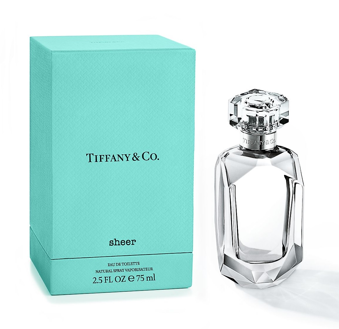 Perfume: Tiffany & Co.Tiffany Sheer Eau de Toilette