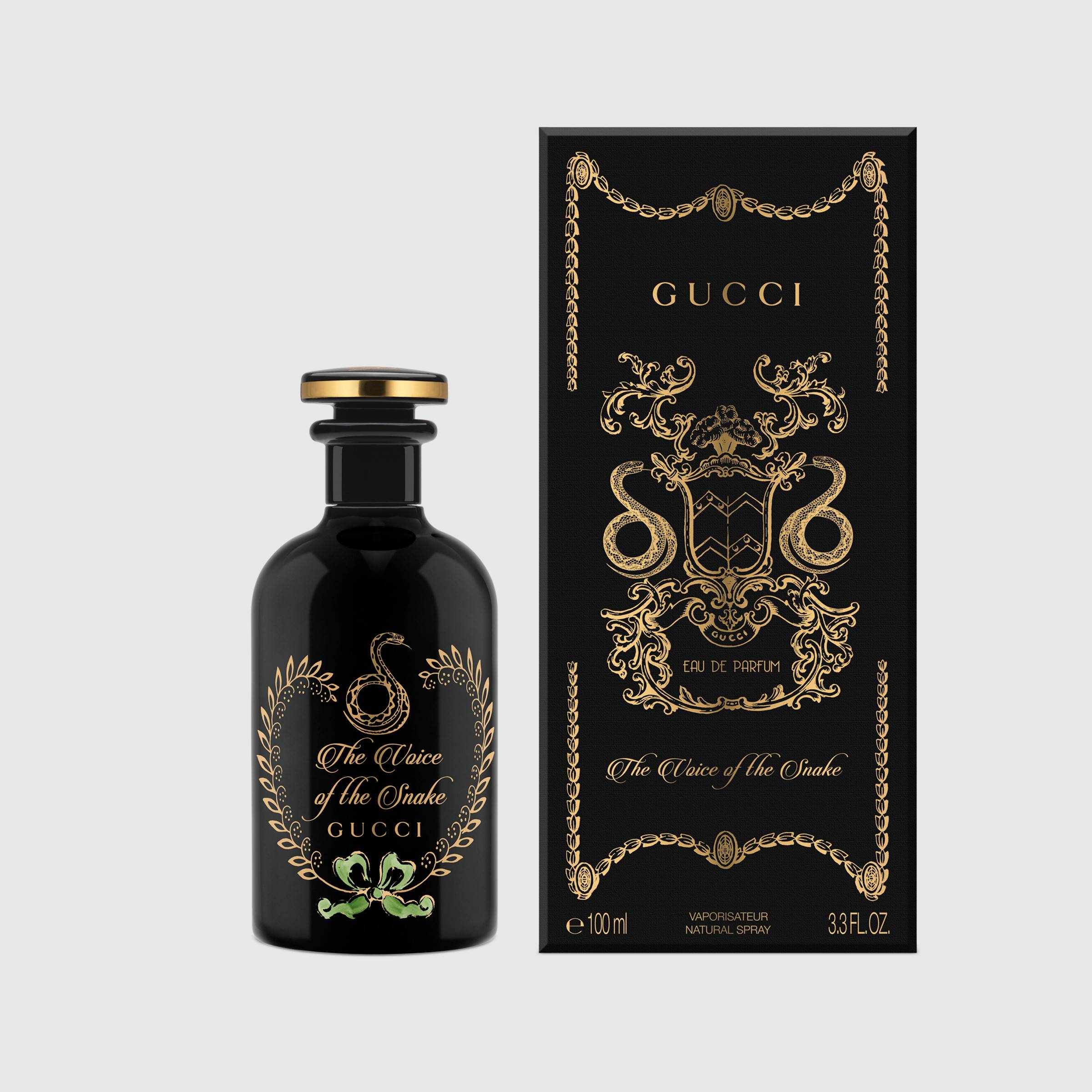 The Voice Of The Snake Gucci Perfume - A New Fragrance For -1264