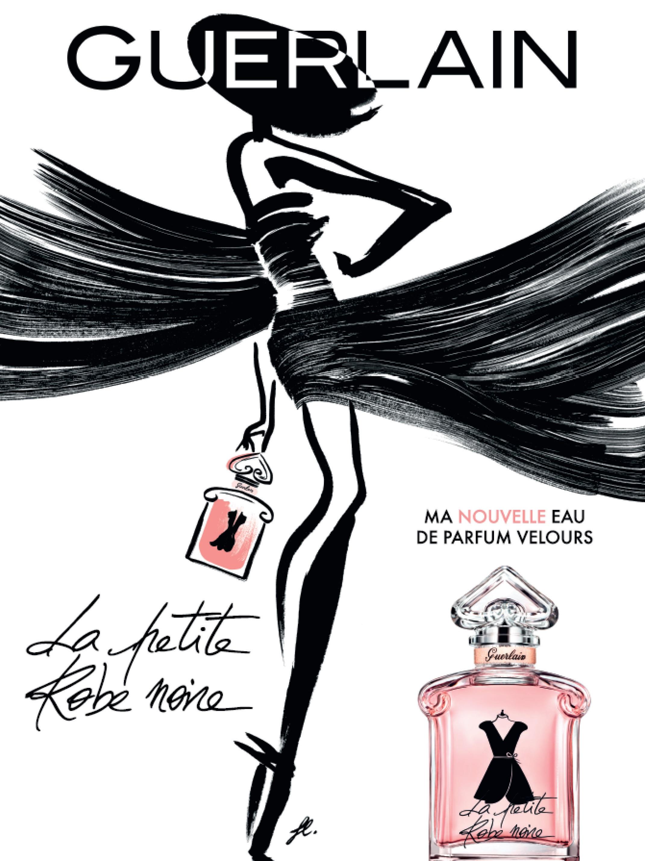 la petite robe noire velours guerlain perfume a new fragrance for women 2019