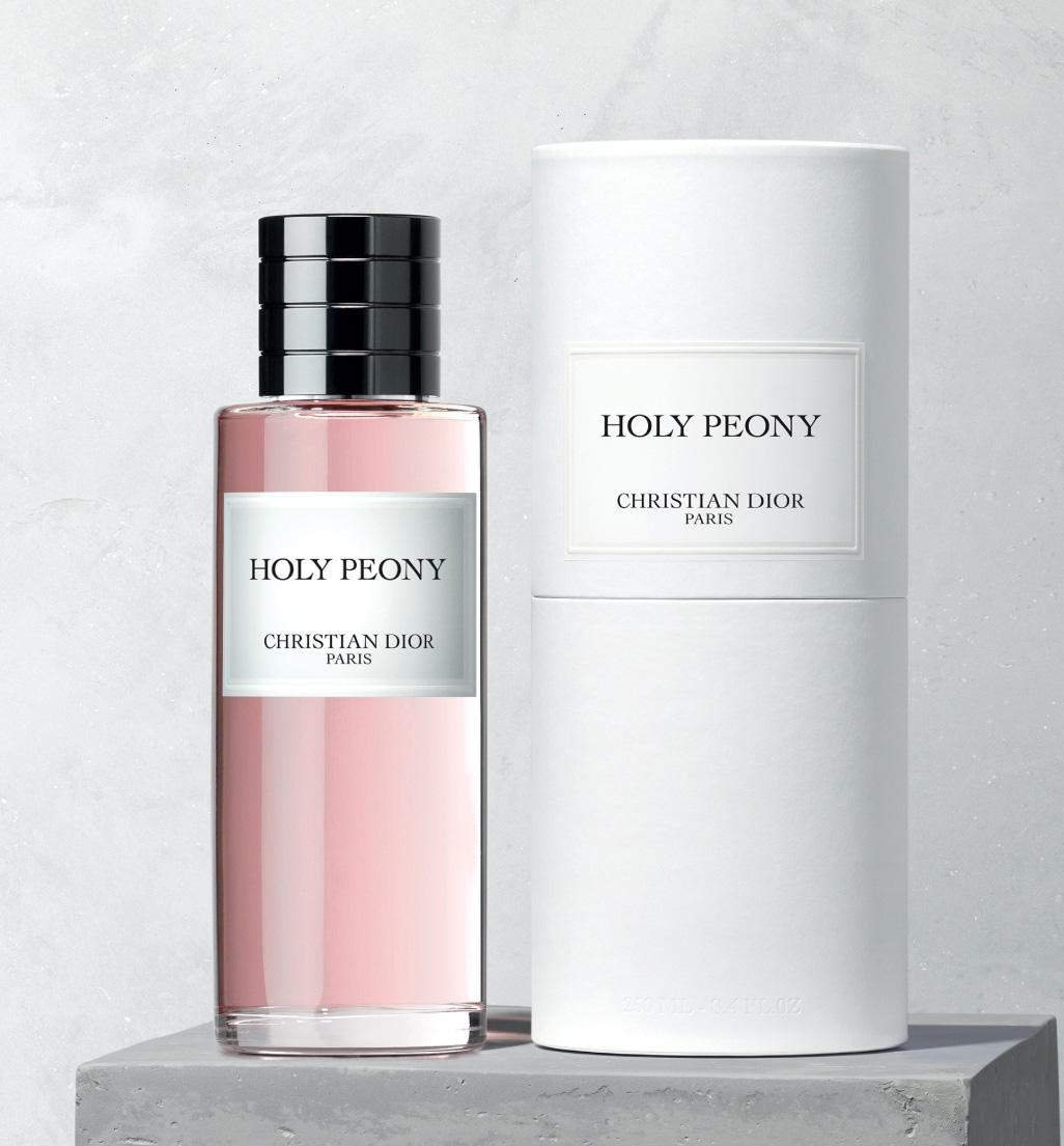 Holy Peony Christian Dior аромат новый аромат для женщин 2019