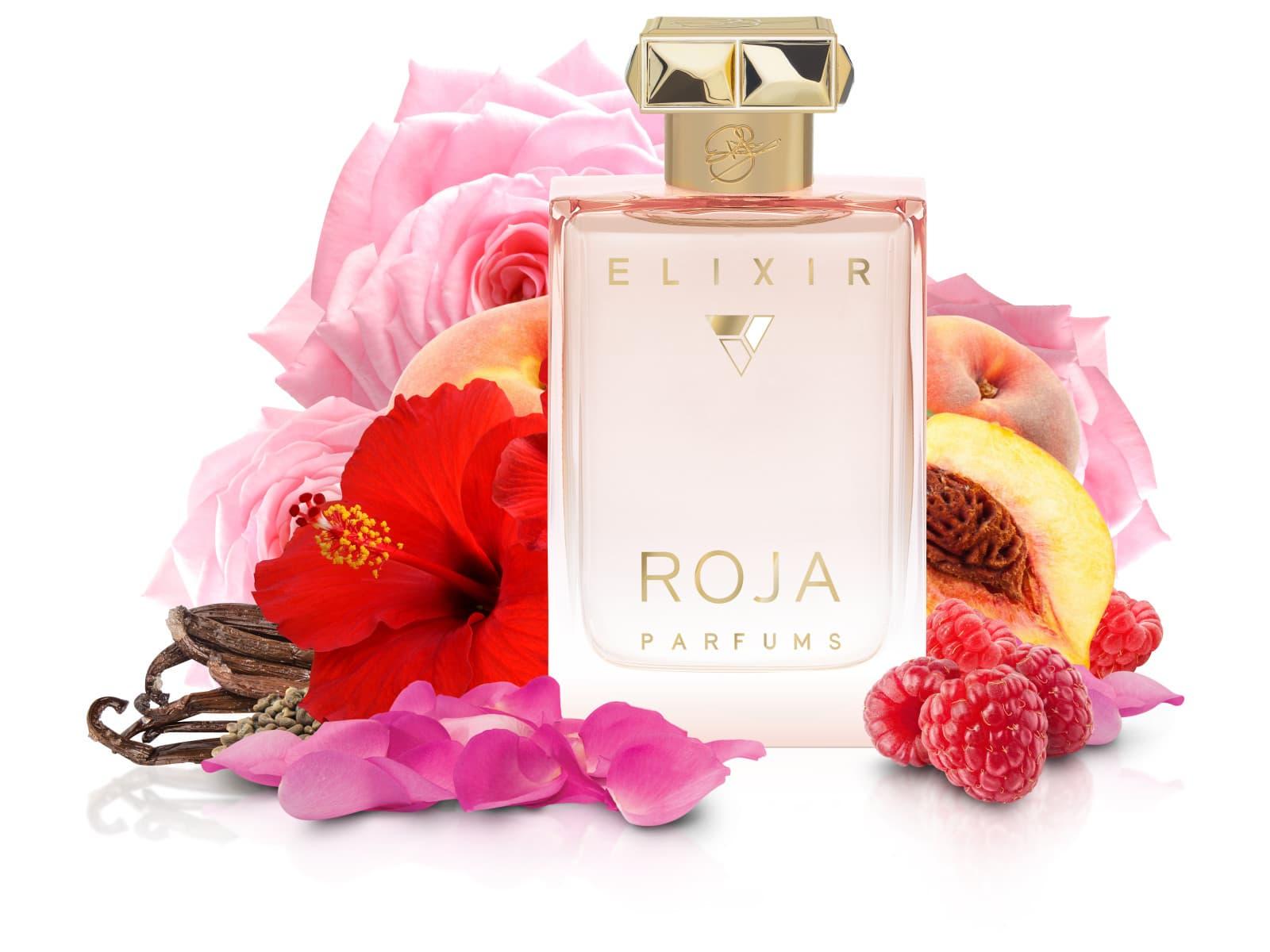 Elixir Pour Femme Essence De Parfum Roja Dove аромат новый аромат