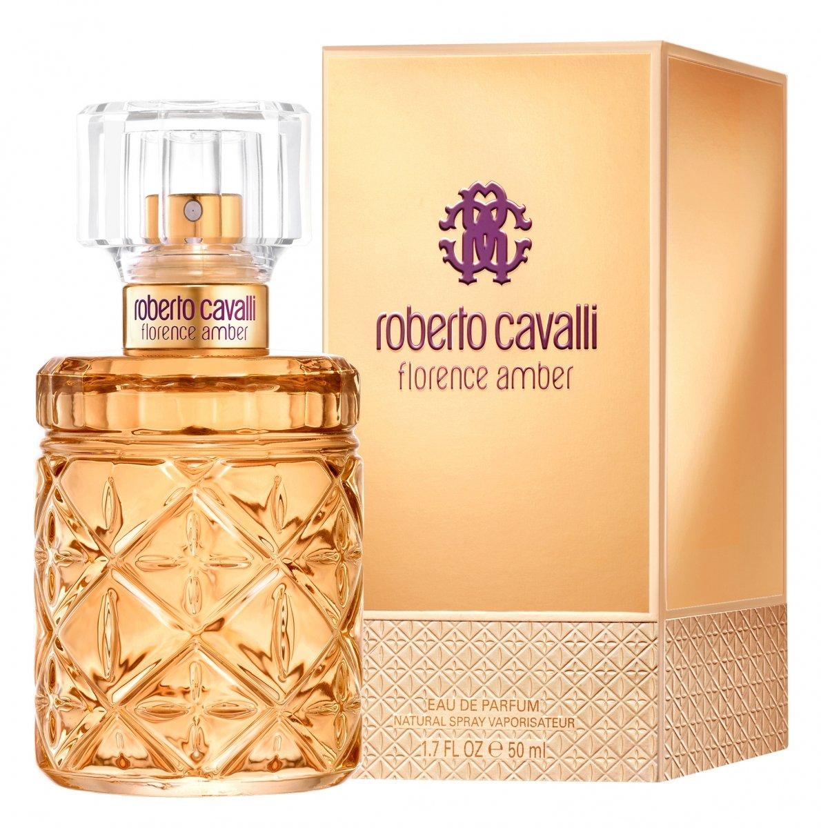 Florence Amber Roberto Cavalli аромат