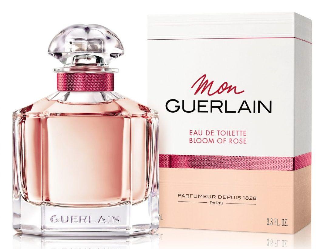 Mon Guerlain Bloom of Rose Guerlain perfume - a new ...